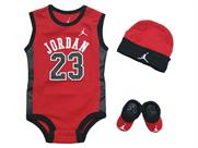 JORDAN 3PIECE INFANT SET