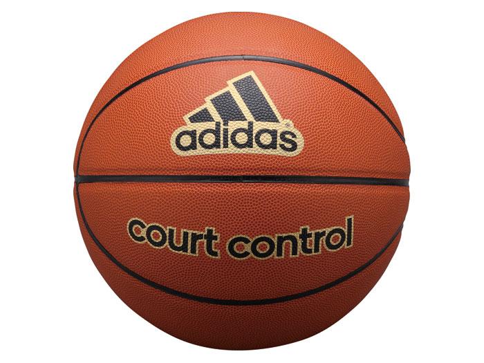 adidas コートコントロール6号球 (バスケットボール ボール 6号球)ブラウン【スポーツ用品 > チーム スポーツ > バスケットボール】【adidas/アディダス】/AB6117
