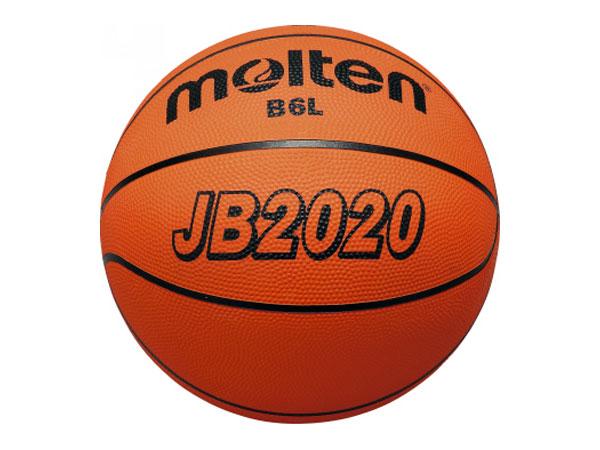 molten ゴムバスケットボール 6号球 (バスケットボール ボール 6号球)オレンジ【スポーツ用品 > チーム スポーツ > バスケットボール】【molten/モルテン】/B6L