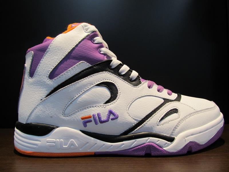 FILA KJ7 (バスケットボール バスケットボールシューズ シューズ)ホワイト【スポーツ用品 > チーム スポーツ > バスケットボール】【FILA/フィラ】/15070