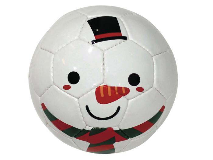 SFIDA Football X'MAS クリスマス限定ボール (フットサル&サッカー ボール グッズ)スノーマン【スポーツ用品 > チーム スポーツ > サッカー】【SFIDA/スフィーダ】/BSFXM01