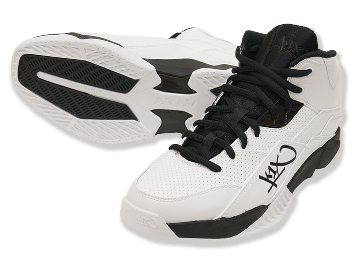 K1X anti gravity (バスケットボール バスケットボールシューズ シューズ)ホワイト×ブラック(1000)【スポーツ用品 > チーム スポーツ > バスケットボール】【K1X/ケイワンエックス】/1000-0238