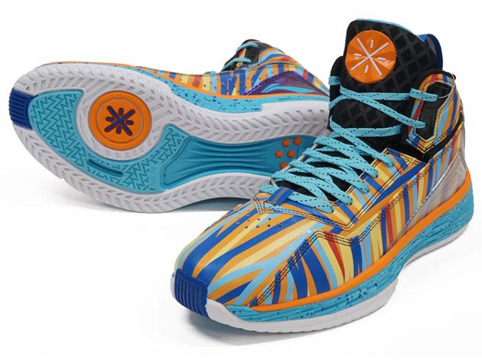 LI-NING WADE FISSION 2 (バスケットボール バスケットボールシューズ シューズ)BLUE/SKY【スポーツ用品 > チーム スポーツ > バスケットボール】【LI-NING/リーニン】/ABFK011