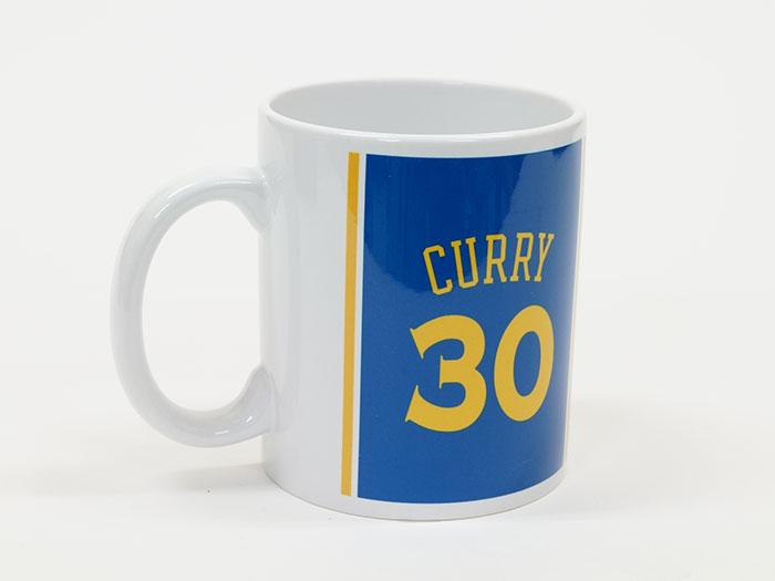 NBA プレーヤーマグ WARRIORS #30 (バスケットボール NBA アクセサリー・グッズ)WARRIORS #30【スポーツ用品 > チーム スポーツ > バスケットボール】【GALLERY・2】/NBA29960