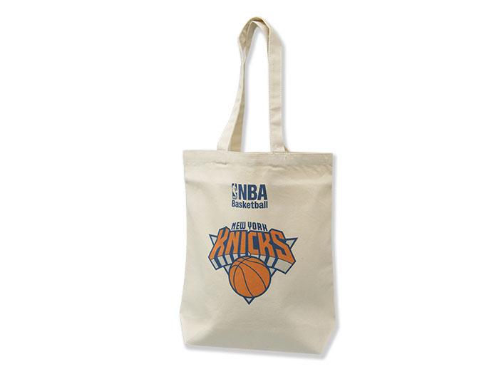 NBA キャンバストートバッグ(M) KNICKS (バスケットボール NBA アクセサリー・グッズ)KNICKS【スポーツ用品 > チーム スポーツ > バスケットボール】【GALLERY・2】/NBA29963