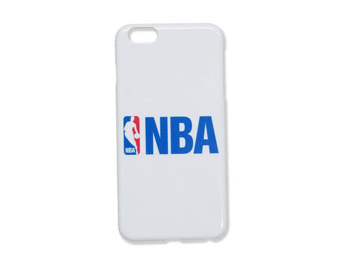 NBA iPhone6PLUSケース NBA logo (バスケットボール NBA アクセサリー・グッズ)NBA【スポーツ用品 > チーム スポーツ > バスケットボール】【GALLERY・2】/IDAAB0012
