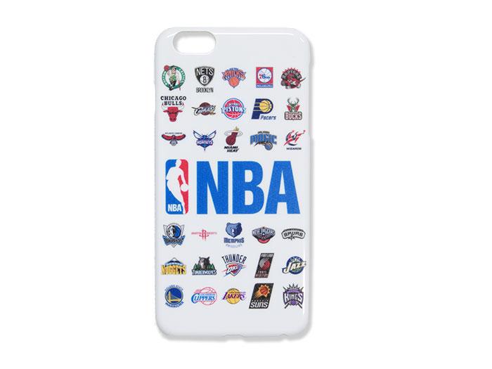 NBA iPhone6PLUSケース all NBA (バスケットボール NBA アクセサリー・グッズ)all NBA【スポーツ用品 > チーム スポーツ > バスケットボール】【GALLERY・2】/IDAAB0013