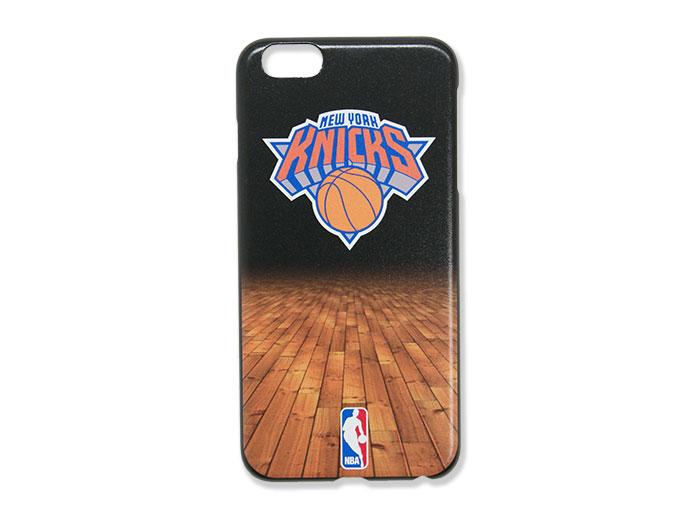 NBA iPhone6PLUSケース KNICKS BLK (バスケットボール NBA アクセサリー・グッズ)KNICKS BLK【スポーツ用品 > チーム スポーツ > バスケットボール】【GALLERY・2】/IDAAB0019