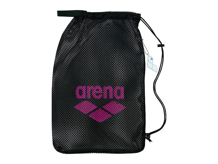 arena メッシュバッグM (その他スポーツ スイミング アクセサリー)ブラック【スポーツ用品 > チーム スポーツ > ハンドボール】【arena/アリーナ】/ARN-6440