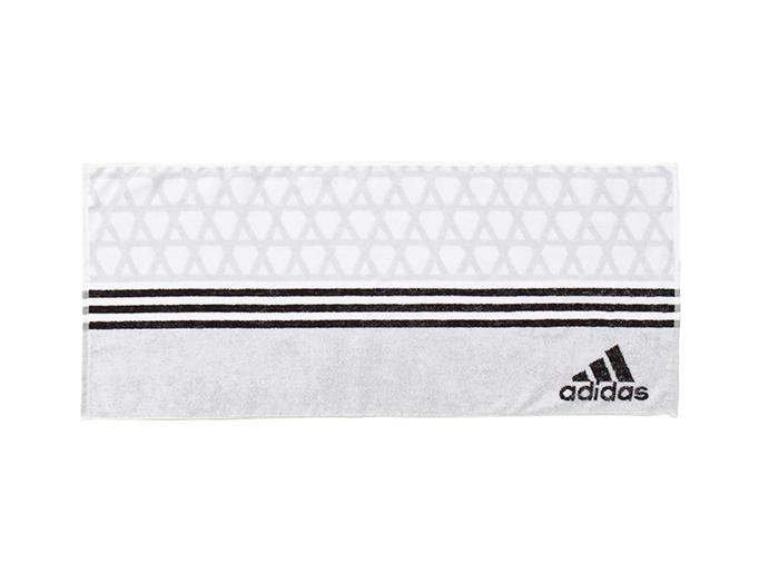adidas CP フェイスタオル BOX (フットサル&サッカー アクセサリー・グッズ タオル)ホワイト/LGH ソリッドグレー/ブラック【スポーツ用品 > チーム スポーツ > サッカー】【adidas/アディダス】/AP3335