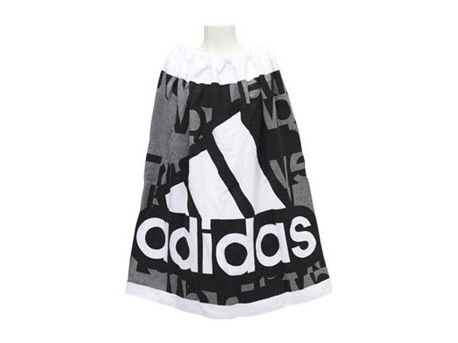 adidas スイム ラップタオルS (その他スポーツ スイミング タオル)ブラック【スポーツ用品 > チーム スポーツ > ハンドボール】【adidas/アディダス】/AP4482