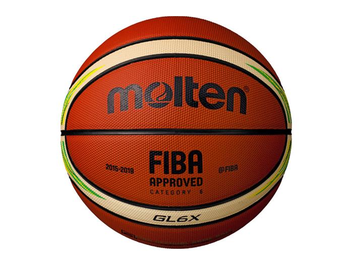 molten FIBAスペシャルエディション 公式試合球 6号 (バスケットボール ボール 6号球)オレンジ【スポーツ用品 > チーム スポーツ > バスケットボール】【molten/モルテン】/BGL6X-YG