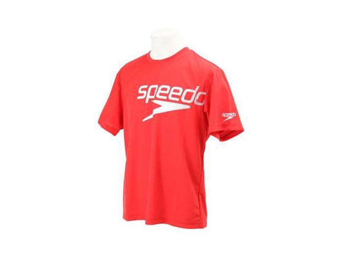 speedo ロゴTシャツ (その他スポーツ スイミング スイムウェアー)RE【スポーツ用品 > チーム スポーツ > ハンドボール】【speed/スピード】/SD16T01