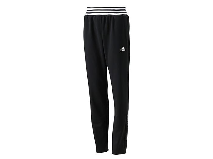 adidas W 24/7 ジャージストレートパンツ (その他スポーツ ランニング レディスウェアー)ブラック【スポーツ用品 > チーム スポーツ > ハンドボール】【adidas/アディダス】/AZ8406