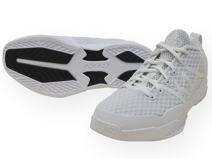 K1X Paradoxum (バスケットボール バスケットボールシューズ シューズ)white(1100)【スポーツ用品 > チーム スポーツ > バスケットボール】【K1X/ケイワンエックス】/1161-0102