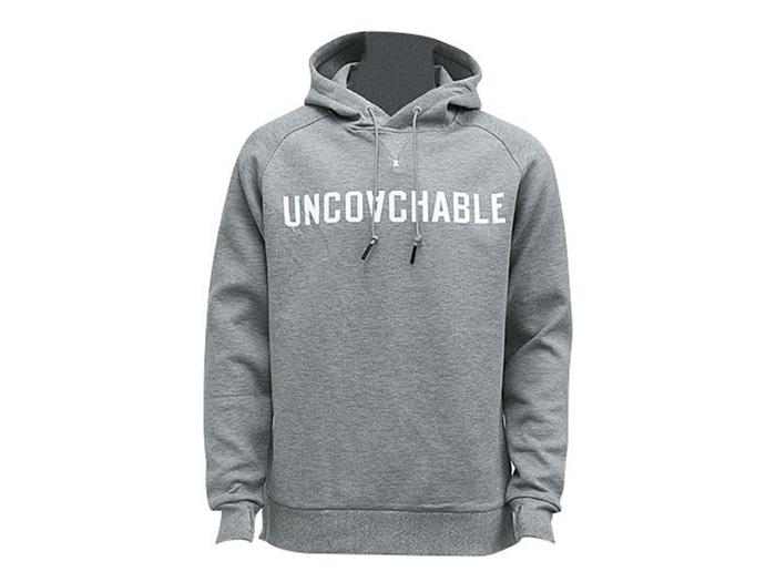 K1X Core Uncoachable Hoody (バスケットボール トレーニングウェアー スウェット)gray/heather(8801)【スポーツ用品 > チーム スポーツ > バスケットボール】【K1X/ケイワンエックス】/3163-2102